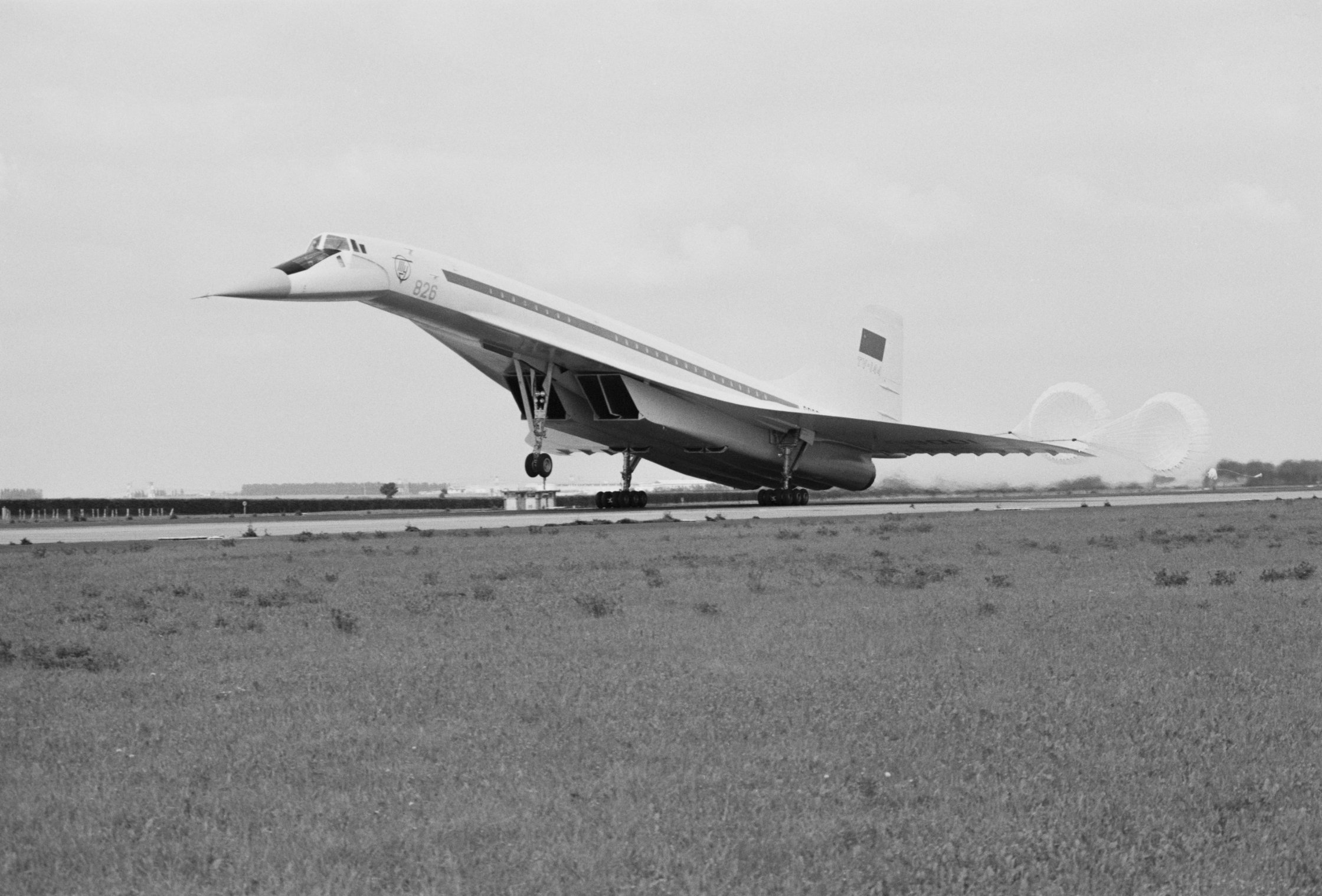 How the Soviet Concorde crashed and burned - CNN Style