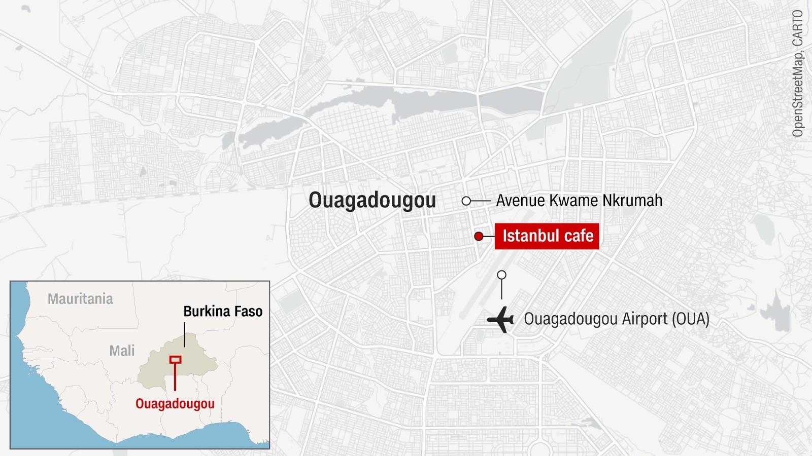 Multiple dead in attack in Burkina Faso CNN Video