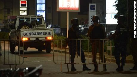 Multiple dead in attack in Burkina Faso