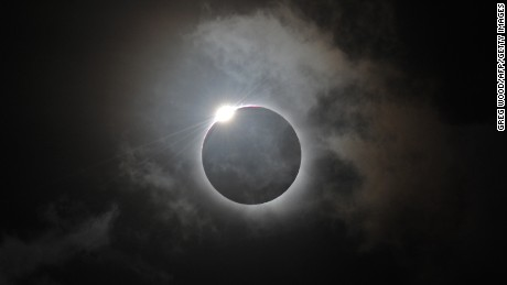 What will the weather be for solar eclipse?