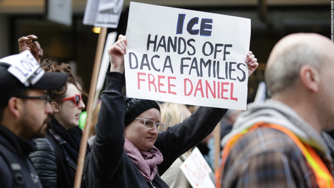 DACA on perilous footing on 5th anniversary