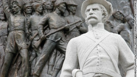 Confederate monuments that still exist in the US