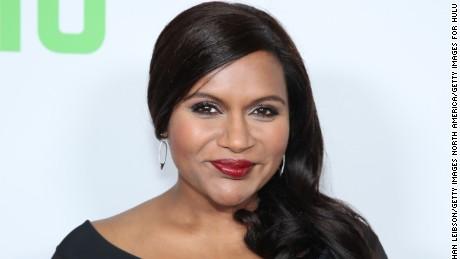 Mindy Kaling confirms first pregnancy