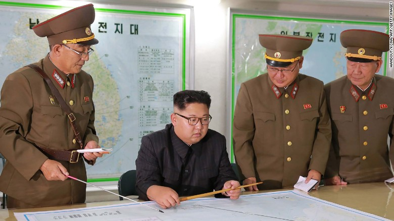 N. Korea threatens missile launch toward Guam