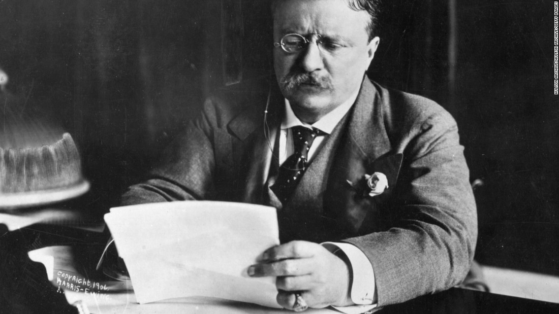 Former United States President Theodore Roosevelt practiced judo up to three times a week, reportedly the first world leader to do so and reaching the level of brown belt in the process.