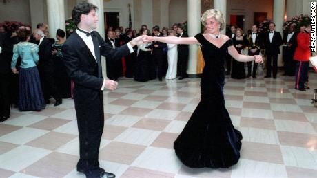 Remember when Princess Diana danced with John Travolta at the White House?