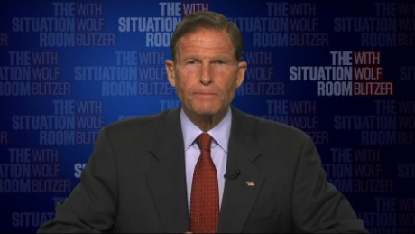 Blumenthal: Now is the time for us to unite