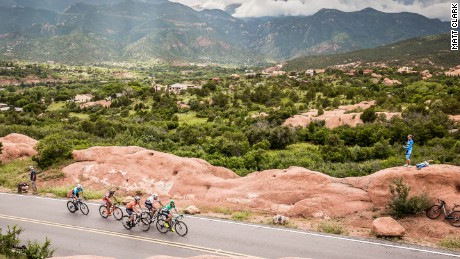 Colorado Classic Bike Race Velorama Day