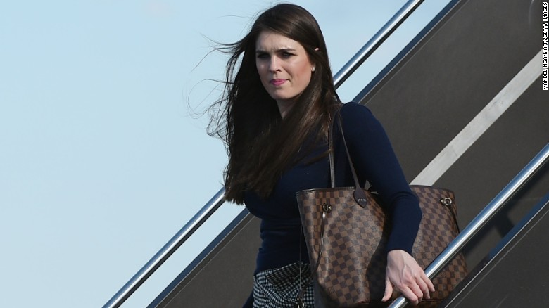 NYT: FBI warned Hicks about emails from Russian operatives