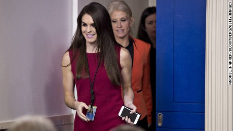Hope Hicks to be interviewed by Mueller's team