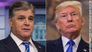 Sean Hannity's 'bromance' with Trump