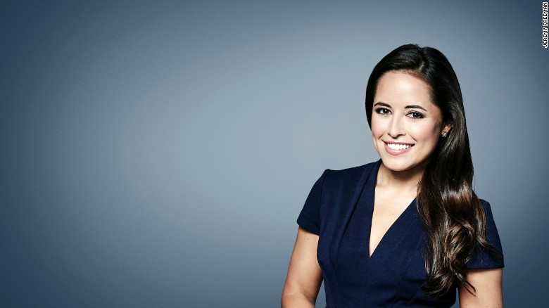 Kaylee Hartung, CNN Digital Expansion 2017