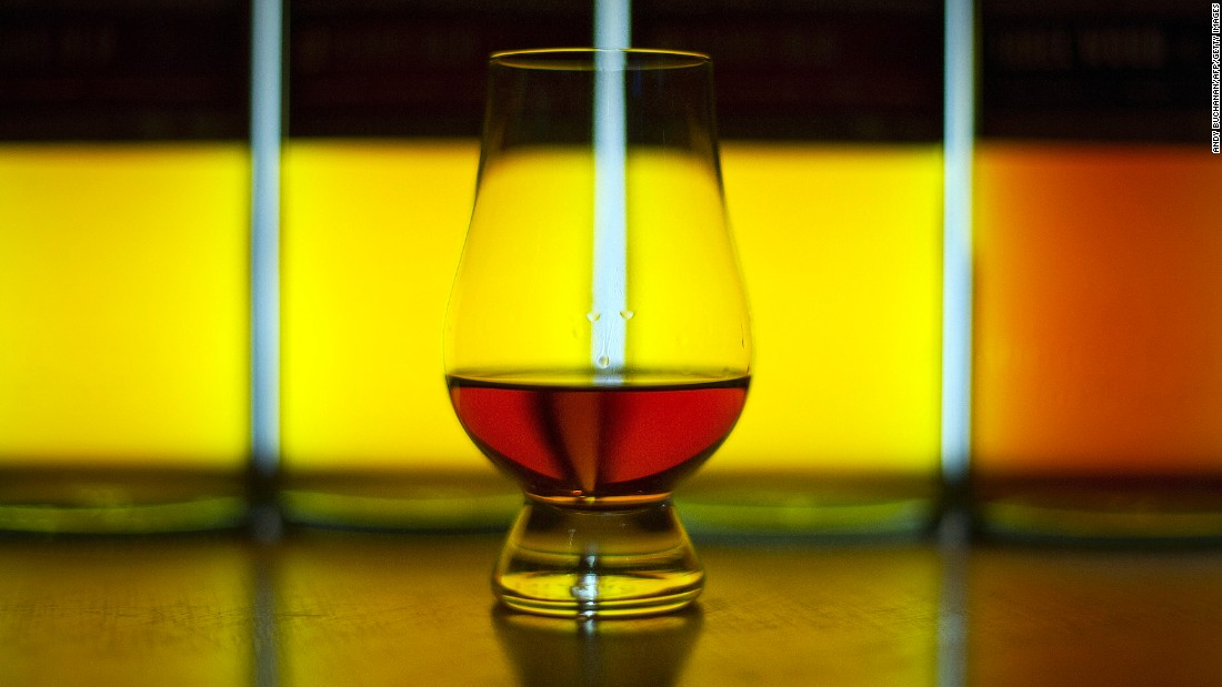 Why >> Why whiskey tastes better with a little water - CNN