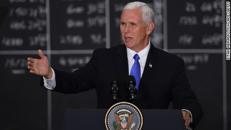 Pence: UN Human Rights Council 'doesn't deserve its name'
