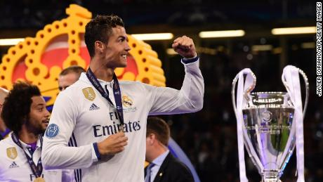 Last season Real became the first team in 27 years to retain the Champions League trophy.