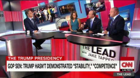 Lead Political Panel 1 On Trump, Monument Play live_00013705