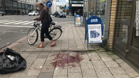 Several people have been stabbed in Turku, Finland, according to national police.