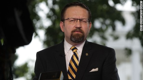 "Sebastian Gorka's PhD adviser: ""I would not call him an expert in terrorism"""