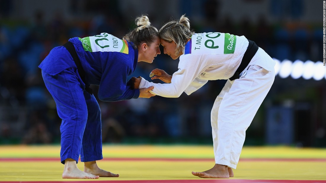 UAE officials apologize to Israel judo team - CNN