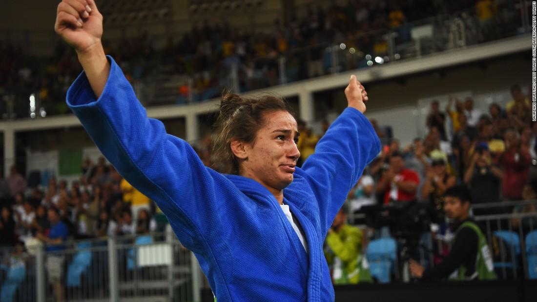 Legends of Judo: Majlinda Kelmendi, Kosovo's first Olympic medalist