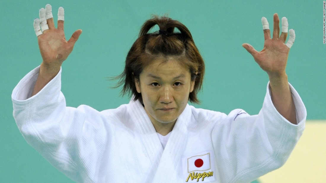 "On the women's side, Ryoko Tani's record stands out. The Japanese Judoka has seven world titles, and upon her retirement <a href=""https://japantoday.com/category/sports/ryoko-tani-named-best-female-judoka-ever-by-intl-judo-fderation"" target=""_blank"">was hailed</a> as the ""best female judoka ever."""