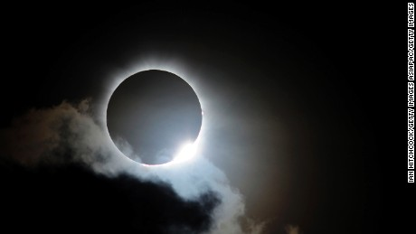 Coffee shop chain recalls solar eclipse glasses over safety fears