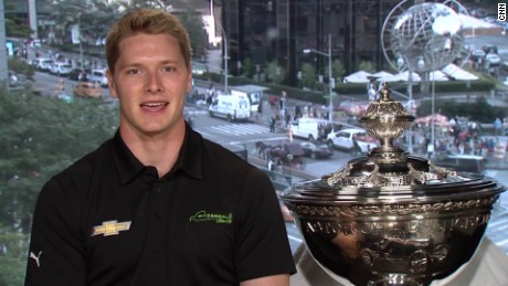 Josef Newgarden talks his love for racing and fashion