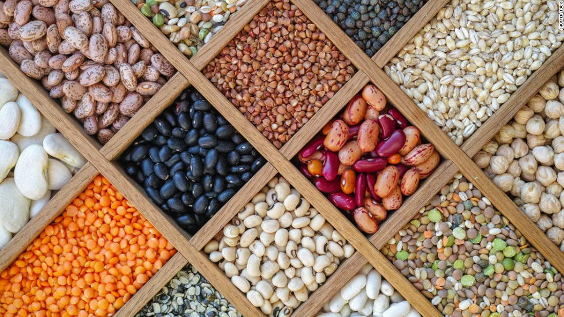 Drying legumes increases their sugar concentration and lowers their water content, making it hard for bacteria and mold to grow on them. Any enzymes that would break them down after harvest are put into suspended animation.