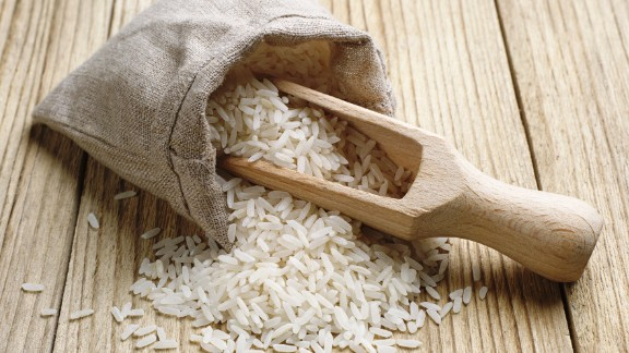 A low temperature and a lack of oxygen appear key to white rice