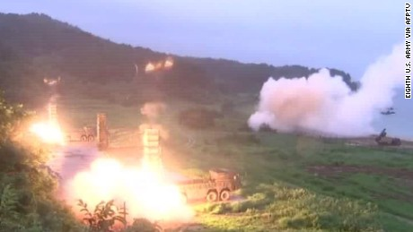 North Korea makes threat about annual exercise