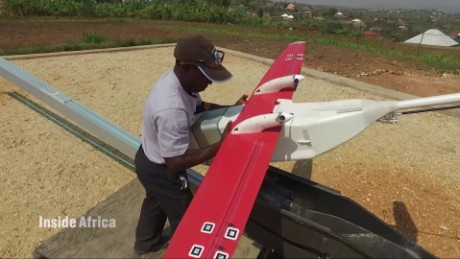 Inside Africa life-saving drone innovation in africa A_00001114