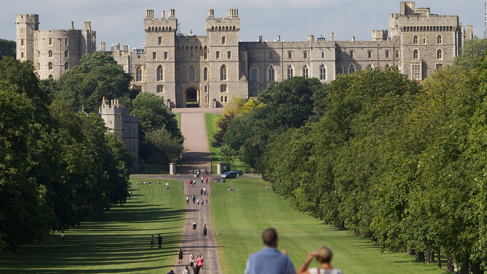 Windsor Castle Tour Your Guide To Where Harry And Meghan Will Marry Cnn Travel