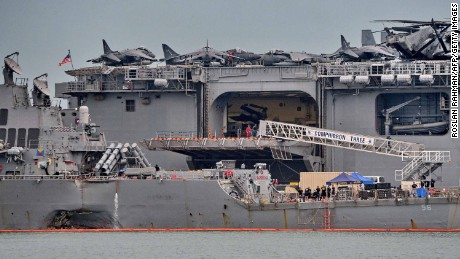 Exclusive: Concerns raised over safety of US Navy's Pacific fleet