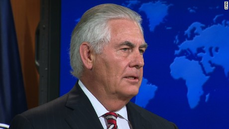 Tillerson sees possible pathway to North Korea dialogue