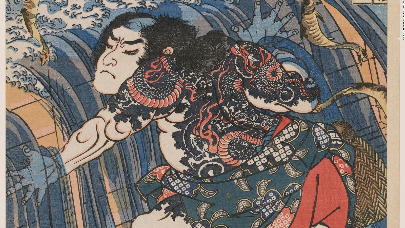 tattoos japanese prints tease 1 full 169