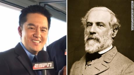 ESPN pulls announcer Robert Lee