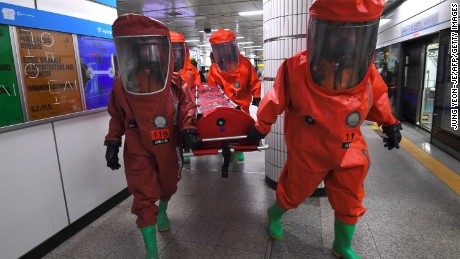 How serious is the North Korean anthrax threat?
