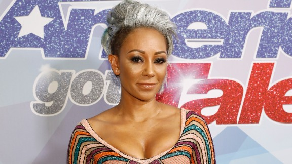 """AMERICA'S GOT TALENT -- """"Live Show 2"""" -- Pictured: Mel B -- (Photo by: Trae Patton/NBC)"""