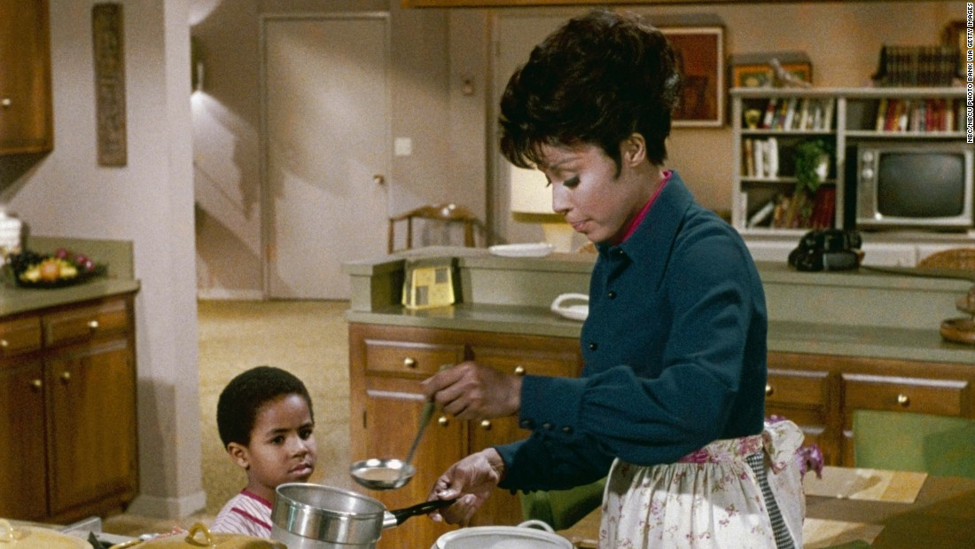 "When a show about a widowed nurse and her charming son debuted in 1968, Diahann Carroll became the first African-American woman to star in a network sitcom. Some called ""Julia"" groundbreaking, while others criticized the show for a simplified depiction of the black experience in America in the late '60s. ""Julia"" may have been debated, but Carroll's work on the show undoubtedly advanced progress."
