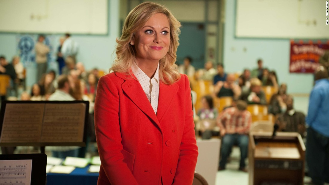 "Amy Poehler created one of ""SNL's"" most memorable moments in 2008, when -- nine-months pregnant -- she performed a rap tribute to then vice presidential nominee Sarah Palin. When Poehler recalled the skit months later, she joked she was just trying not to give birth. But in that performance, and dozens before and after, Poehler has proven to be unstoppably funny. For her ""SNL"" encore, Poehler produced and starred as politician Leslie Knope on ""Parks and Recreation"" for seven seasons. Beyond her creative film and TV projects, Poehler helps young people cultivate their own ""intelligence and imagination"" through her ""Smart Girls"" initiative."