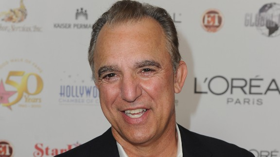 Actor Jay Thomas arrives to the Hollywood Walk of Fame's 50th Anniversary Celebration on November 3, 2010 in Hollywood, California. (Photo by Alberto E. Rodriguez/WireImage)