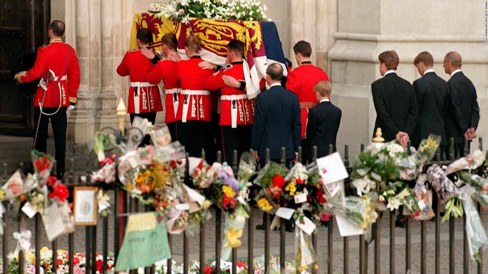 Princess Diana S Death Changed How Britons Saw Their Royals Cnn