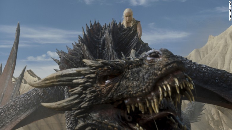 Image result for How 'Game of Thrones' conquered TV with drama and dragons