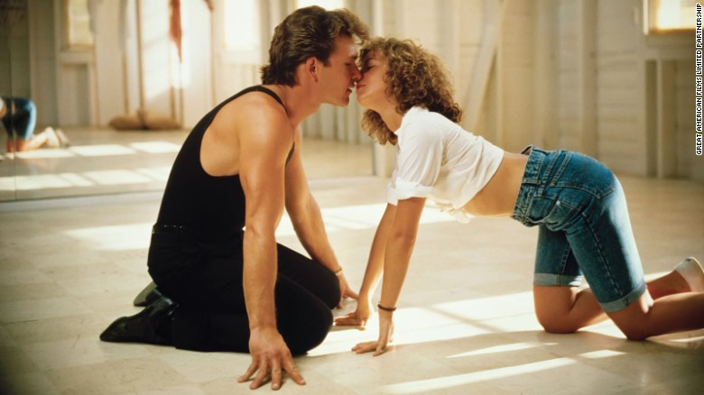 Jennifer Grey talks 'Dirty Dancing 2' without Patrick Swayze