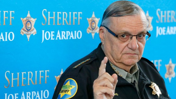 President Donald Trump pardoned  controversial former Arizona sheriff Joe Arpaio on Friday, August 25. Arpaio was convicted of criminal contempt in July for disregarding a court order in a racial profiling case.