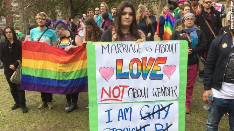 Homosexual rights debate results