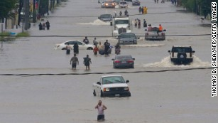 Climate change is not only influencing extreme weather events, it's causing them