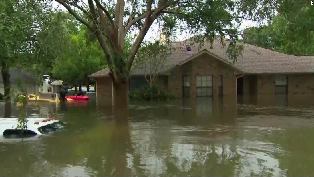 Stuck In The Texas Floods Here S What To Do Cnn