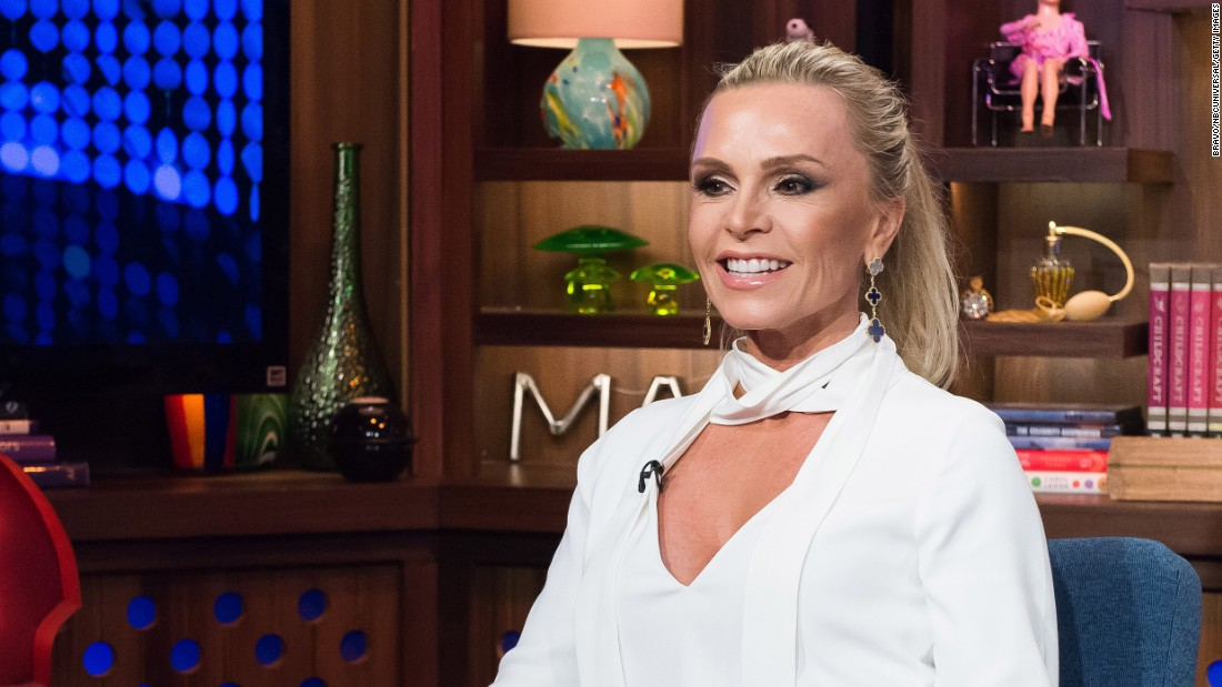 "In August, ""Real Housewives of Orange County"" cast member Tamra Judge posted on Instagram that a freckle on her backside was diagnosed as melanoma. In January, she shared that she had <a href=""https://www.instagram.com/p/BYUdCPFlN1H/?hl=en&taken-by=tamrajudge"" target=""_blank"">surgery to remove other cancerous legions. </a>"