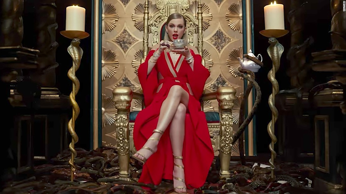 Taylor Swift S New Music Video A Guide To What It All Means Cnn